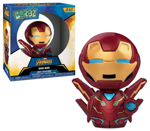 Avengers 3: Infinity War - Iron Man with Wings Dorbz -FUN27383