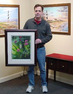 Rick Mullen Ashley's Art Gallery owner and director