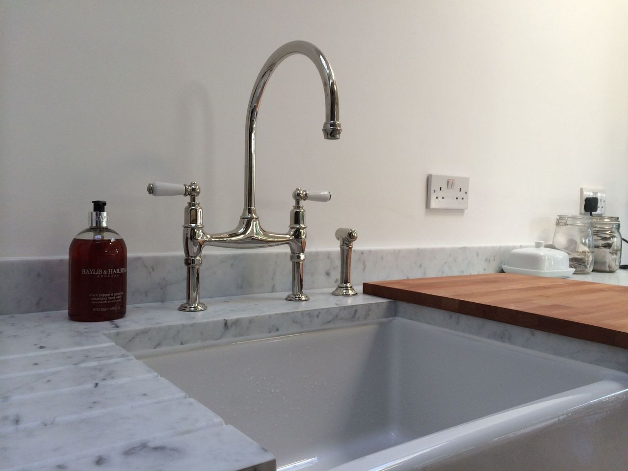 bronze kitchen deck rowe handle shop and faucet bridge rohl perrin faucets pd mount english