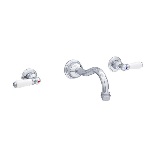 perrin and rowe. Perrin \u0026 Rowe 3790 Three Hole Mixer Set Tap, Lever Handles And