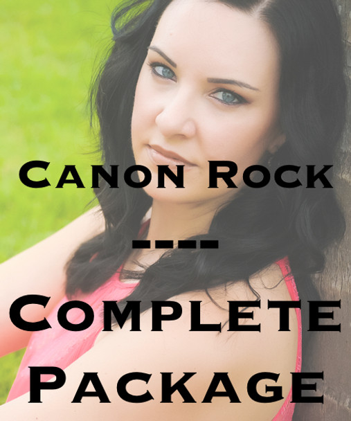 Canon Rock Complete Package | Violin | (Download Only)