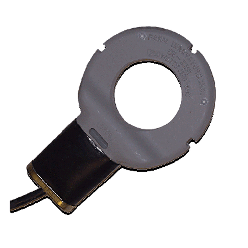 Give added heat protection to your all plastic Ritchie Waterers during the winter.  The Immersion Heater will protect the water in your trough and valve chamber by utilizing it's built-in thermostat.