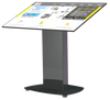 """55"""" Touch Screen Monitor solution for Exhibitions"""