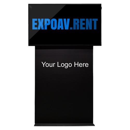 "55"" Digital Signage Totem Screen rental"