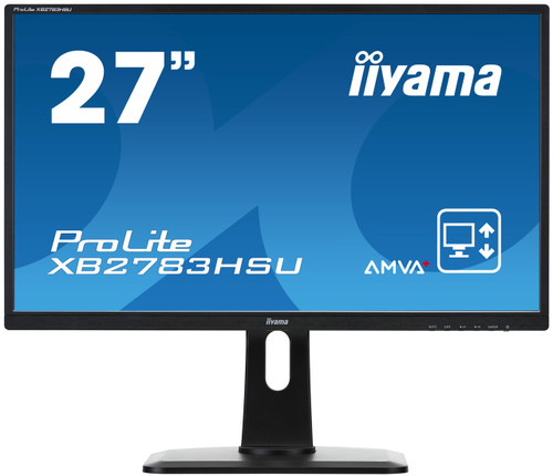 "High-end 27"" LED Computer Monitor for Exhibitions  Hire"