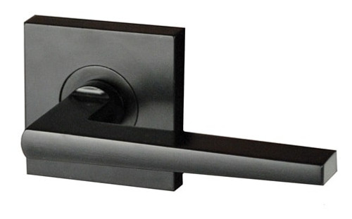 Nidus Marino black door handle square