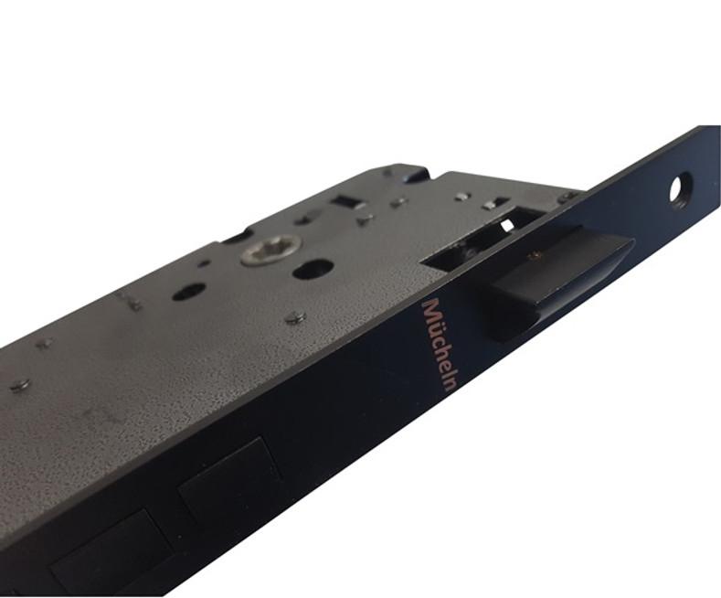 Matte Black door handle Installation Guide