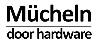Muchlen door handles logo