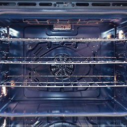 Easy Cleanup with the Stainless Steel European Convection Wall Oven (SWA3052DS)