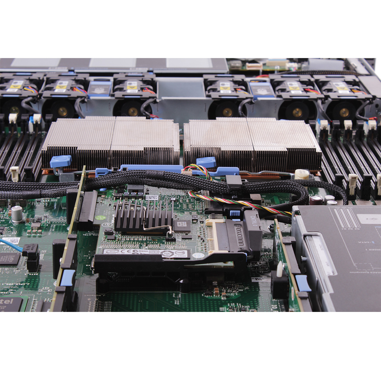 Refurbished Dell PowerEdge R610 Server 12-Cores 6 x 2 5