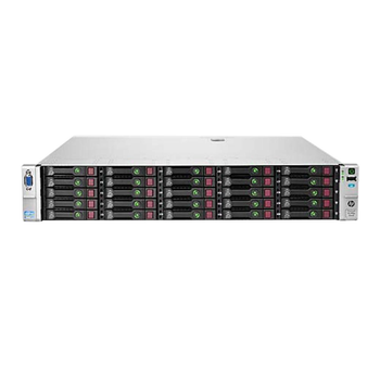 "HP Proliant DL380P G8 25-Bay SFF 2.5"" CTO Server - Build Your Own"
