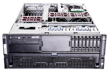 "HP Proliant DL580 G5 8P SFF 2.5"" CTO Server - Build Online"