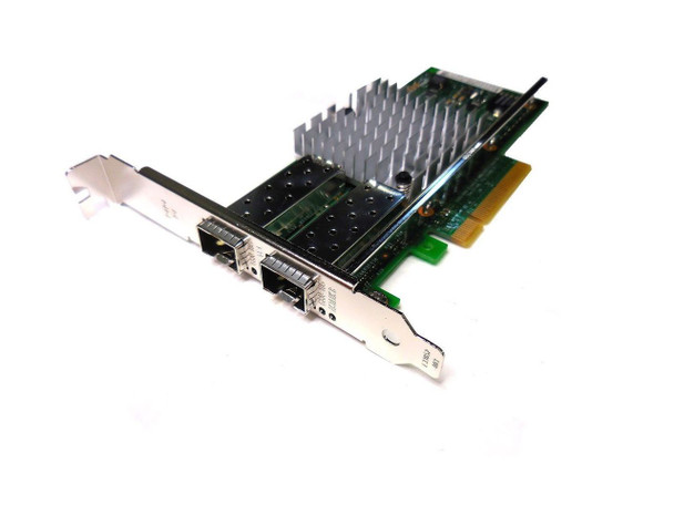 Dell Intel X520-DA2 Dual Port 10Gbe PCI-E Server Network Adapter Card NIC 2094N