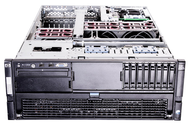 HP Proliant DL580 G5 8-Bay Server