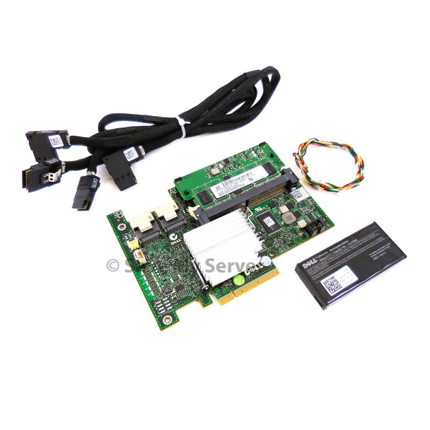 PowerEdge R510 - Dell H700 512MB BBWC | Cables & Battery Included