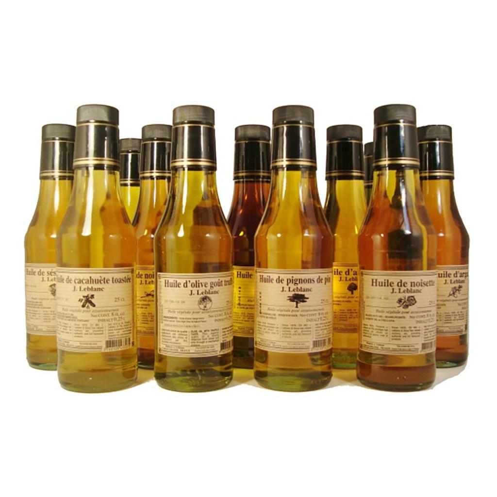 Artisan Nut Oils
