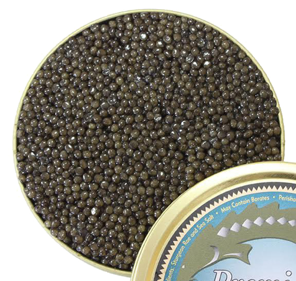 Royal California White Sturgeon Caviar