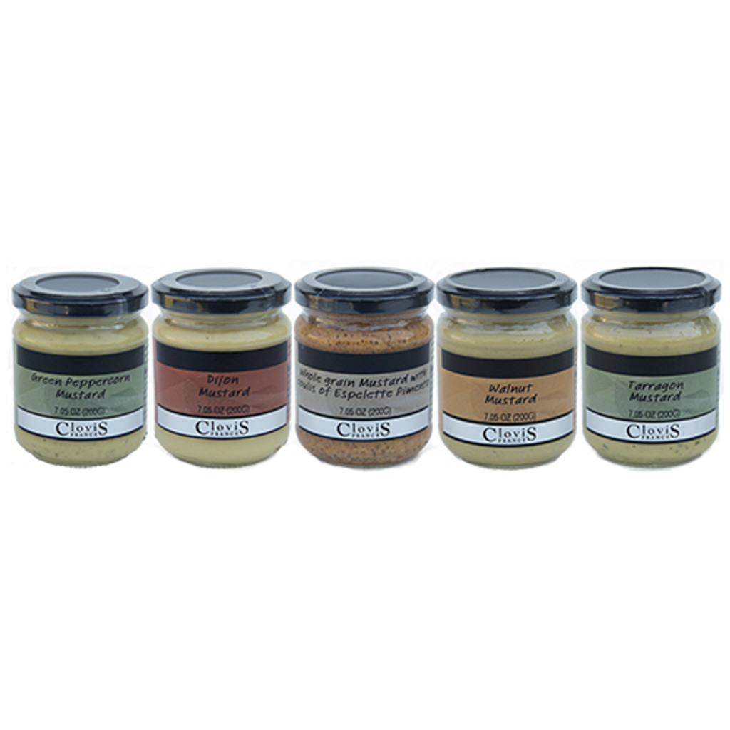 French Gourmet Mustard