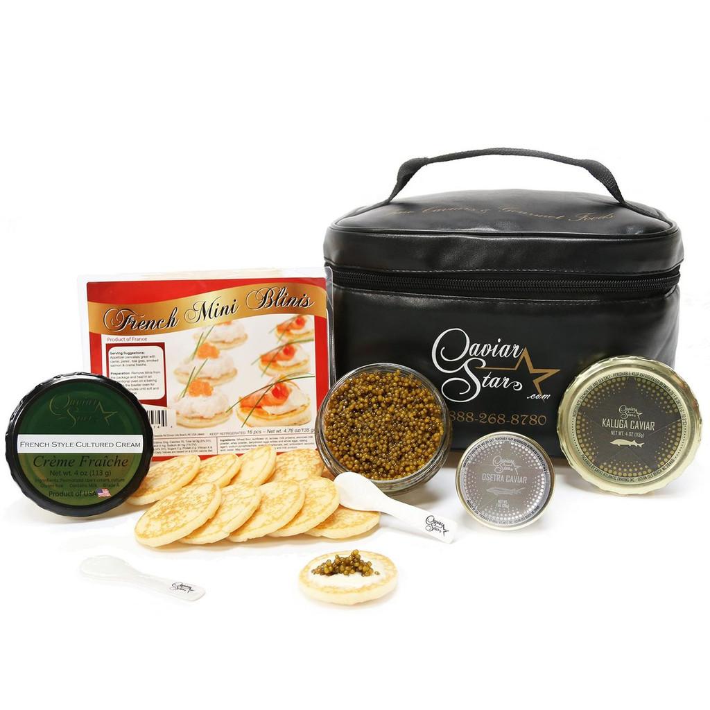 World Star - Caviar Gift Set