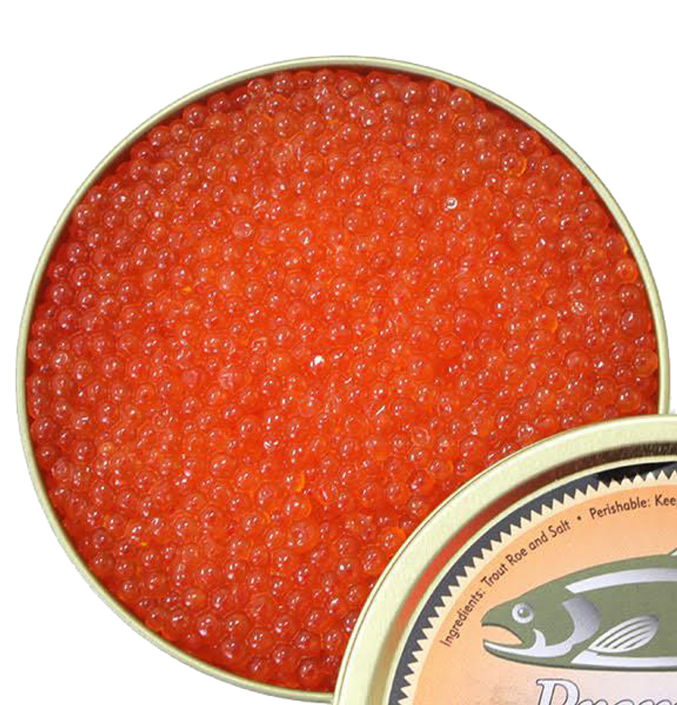 Rainbow Trout Caviar