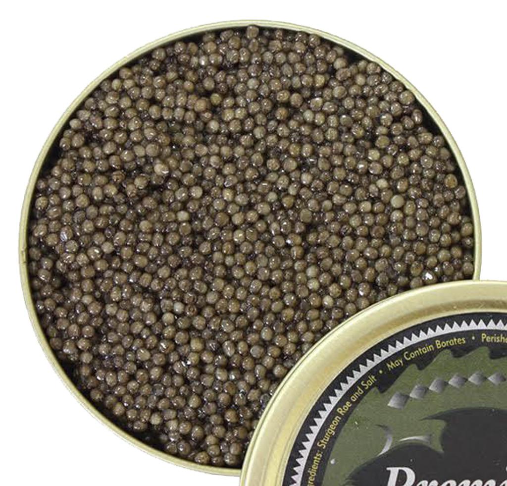 North Carolina Osetra Caviar