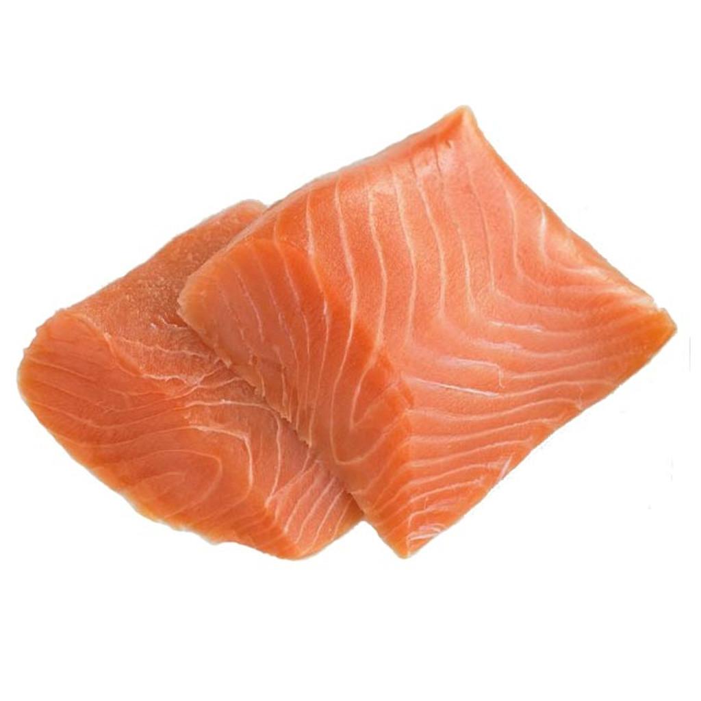 Cold Smoked Salmon Fume