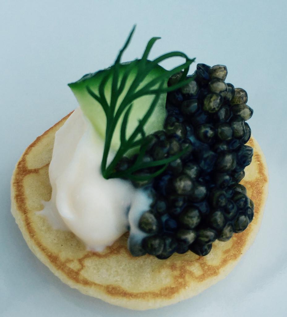 Black River Osetra Caviar