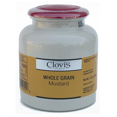 Whole Grain Mustard