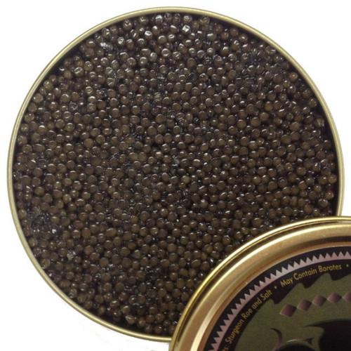 Cru Dynasty Royal Amber Kaluga Hybrid Caviar
