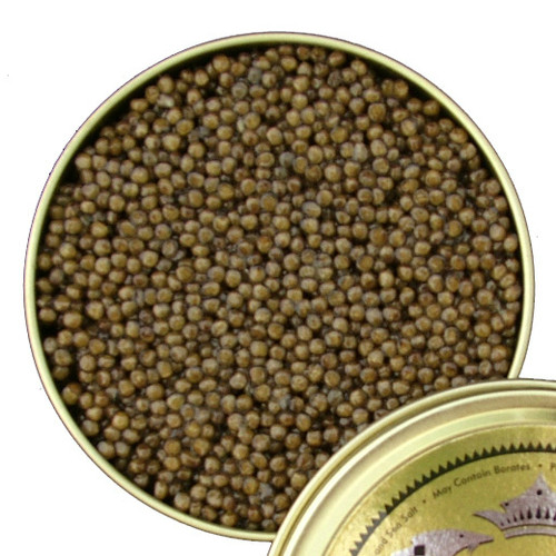 North Carolina Golden Osetra Caviar