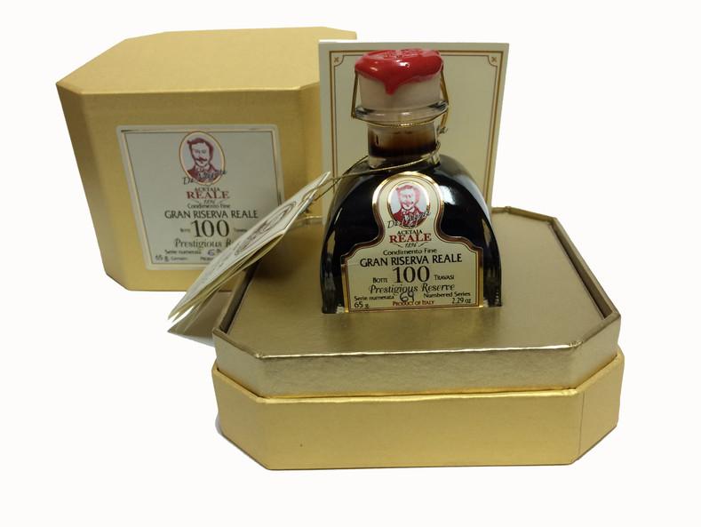 50 & 100 Year Old Aged Balsamic Vinegar