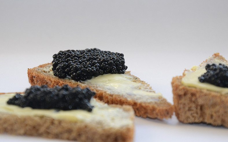Chinese Trade Tariffs May Adversely Affect the U.S. Caviar Industry