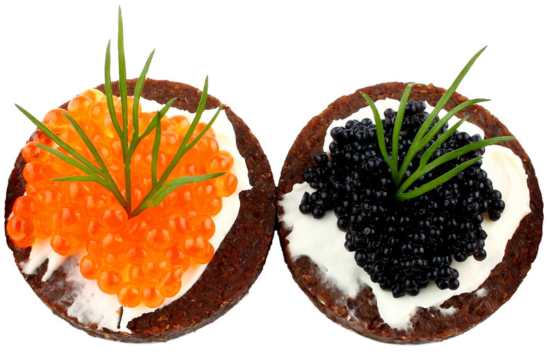 What is the difference between Caviar and Fish Roe?