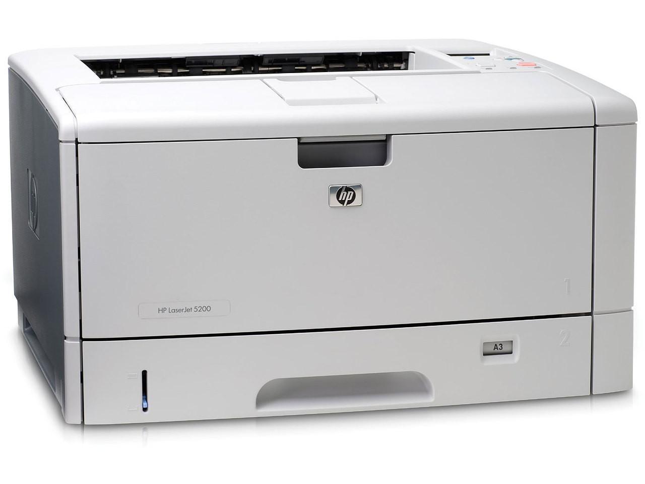 HP LaserJet 5200 - Q7543A - HP 11x17 Laser Printer for sale