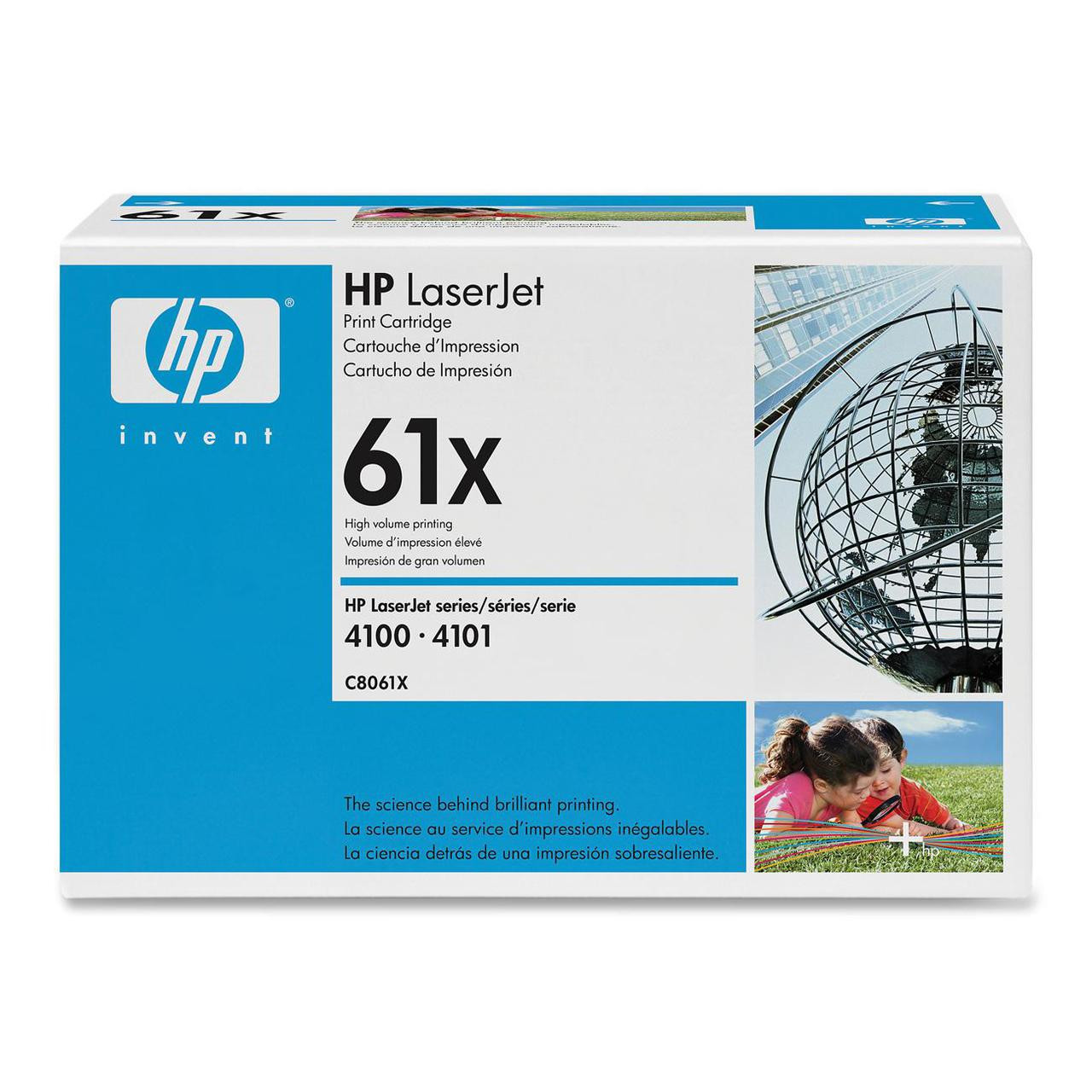 HP 4100 Toner Cartridge - New