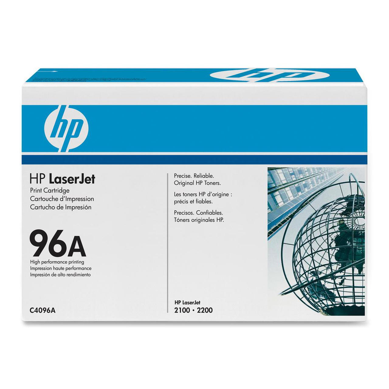 HP 2100 2200 Toner Cartridge - New