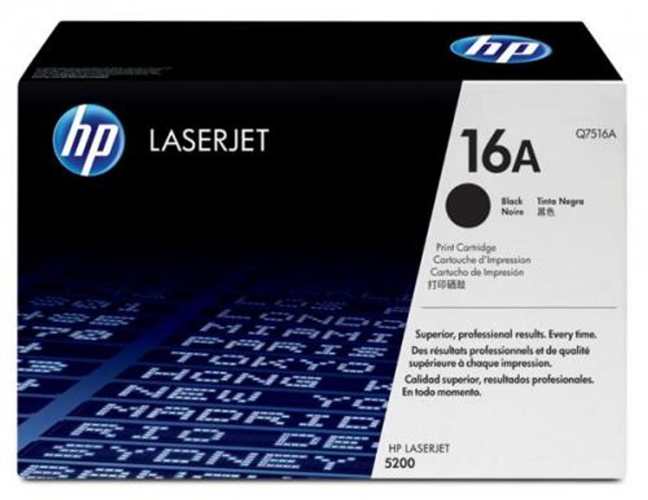 HP 5200 Toner Cartridge - New