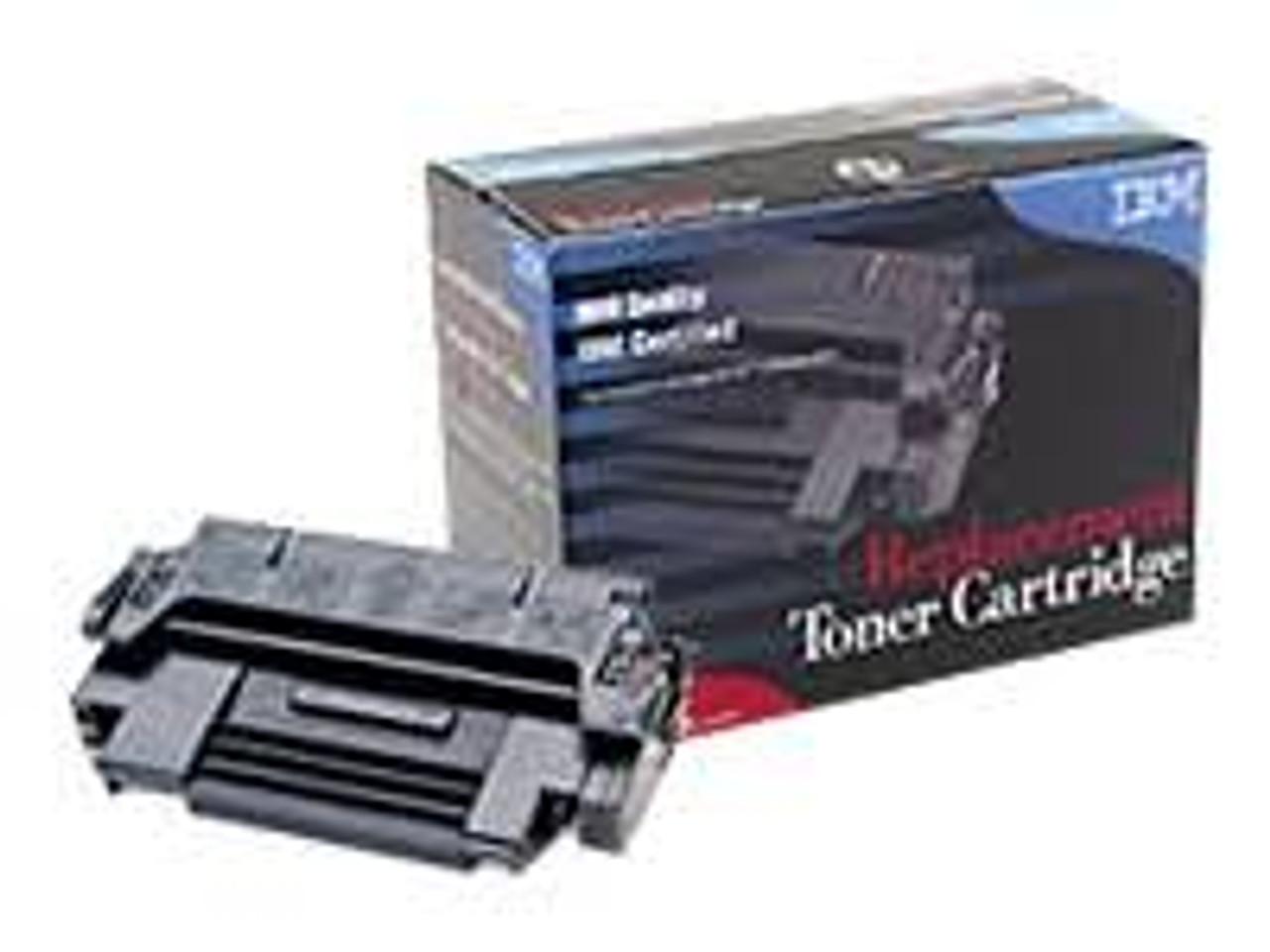 IBM Infoprint 1352 High Capacity Return Black Toner  - New OEM