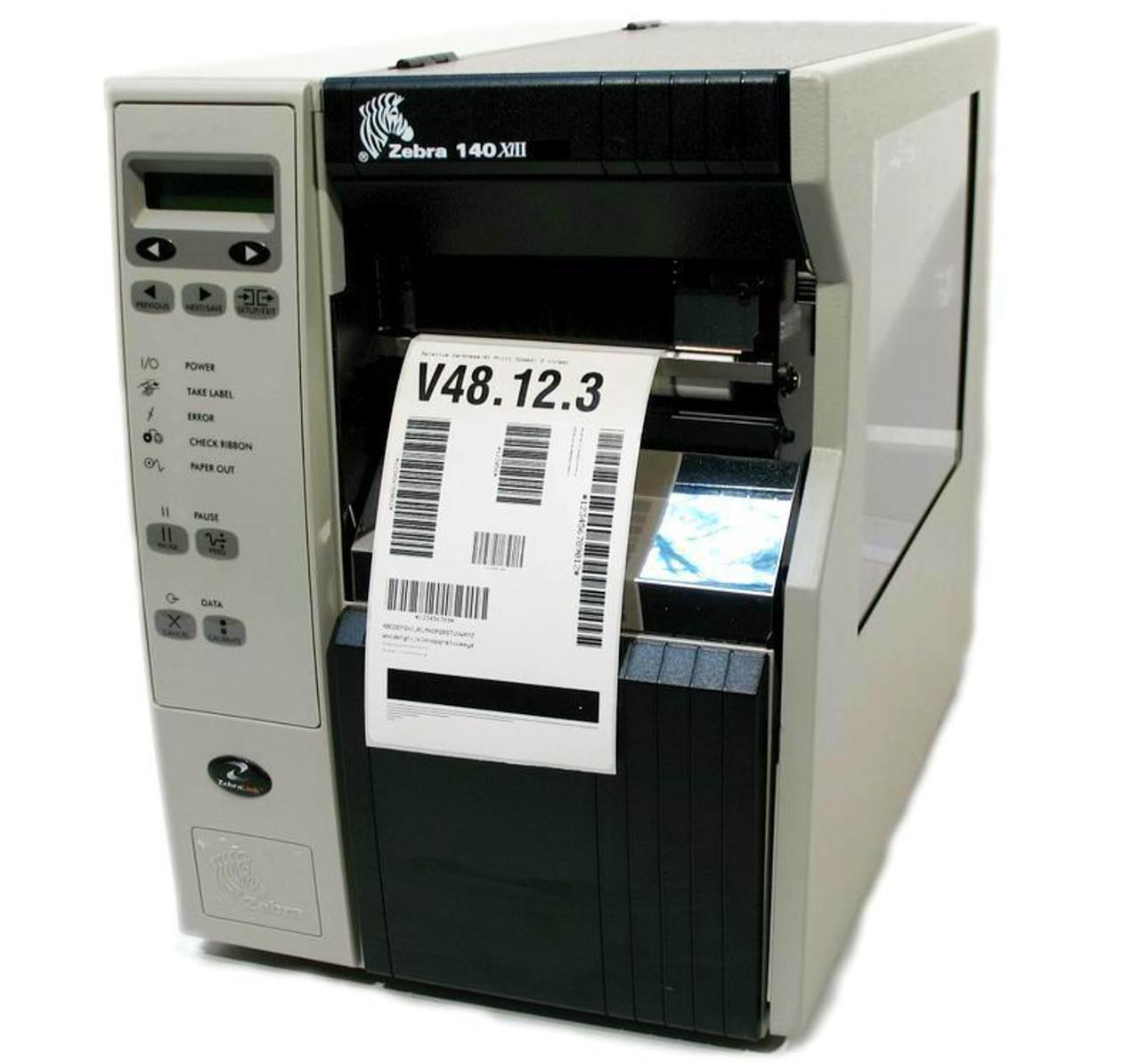 Zebra 140XiII B/W Direct thermal printer