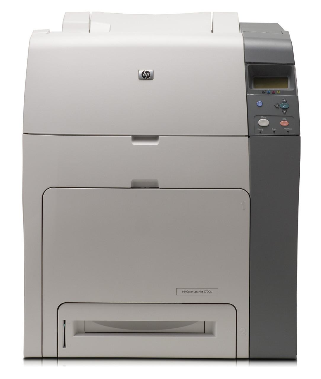 HP Color LaserJet 4700n - Q7492A - HP Laser Printer for sale