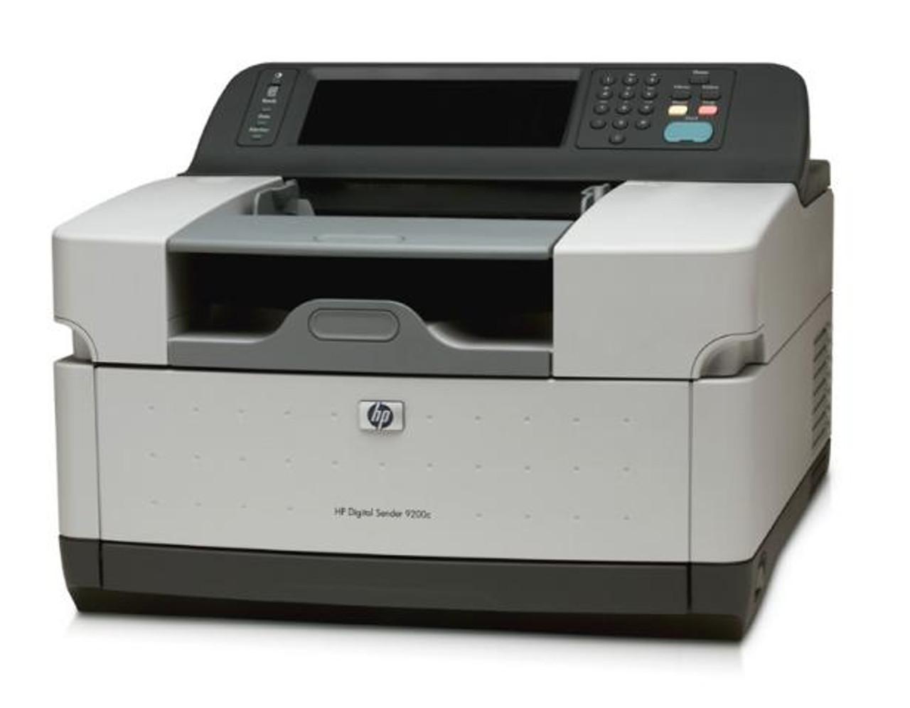 HP Digital Sender 9200C - 600 dpi x 600 dpi- Document scanner