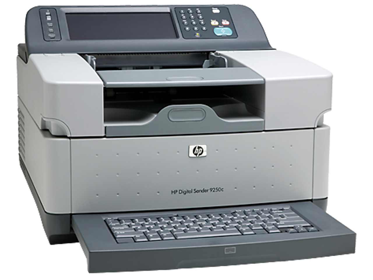HP Digital Sender 9250c - 600 dpi x 600 dpi - Document scanner