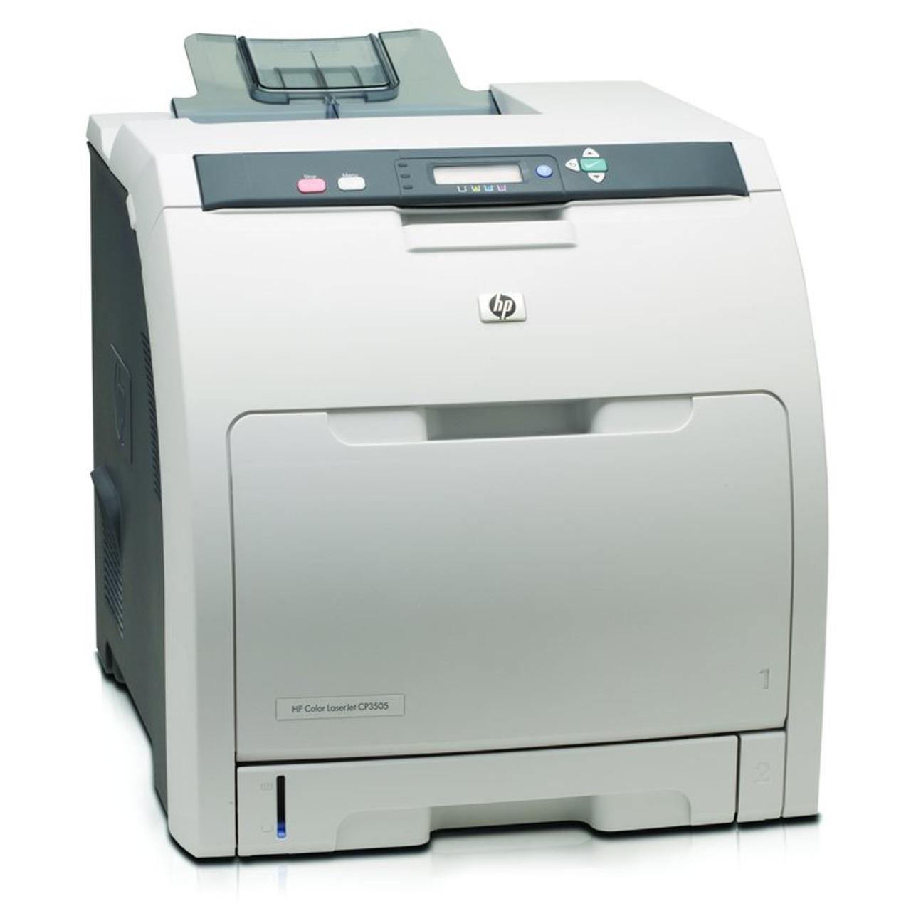 HP Color LaserJet CP3505N - CB442A - HP Laser Printer for sale