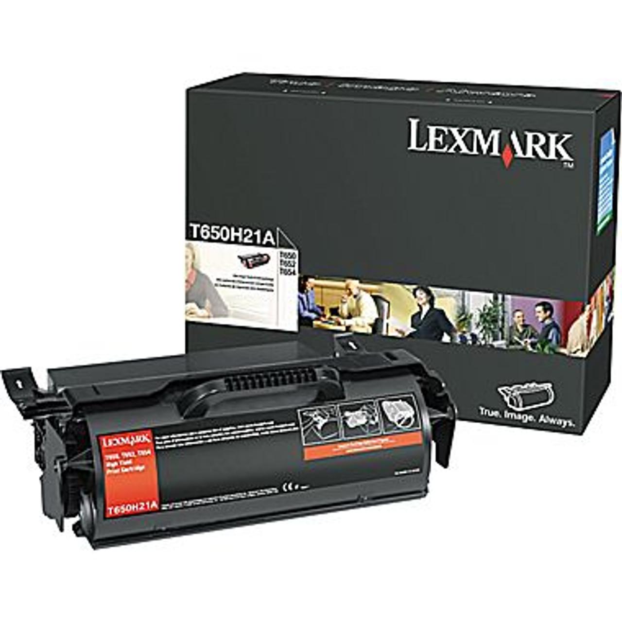 Lexmark T65X Toner Cartridge - New