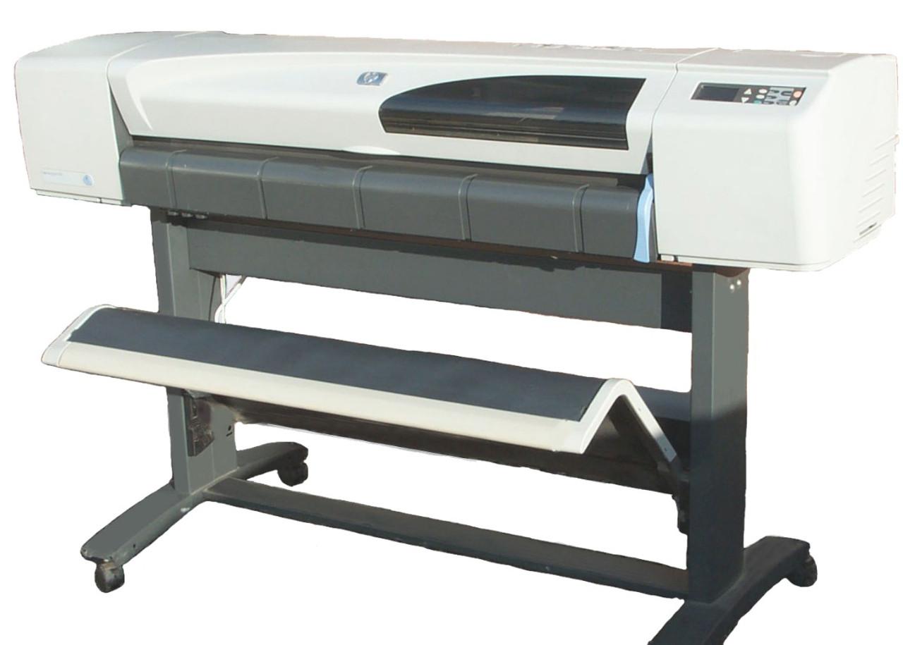 HP DJ 800 Refurbished Plotter for Sale
