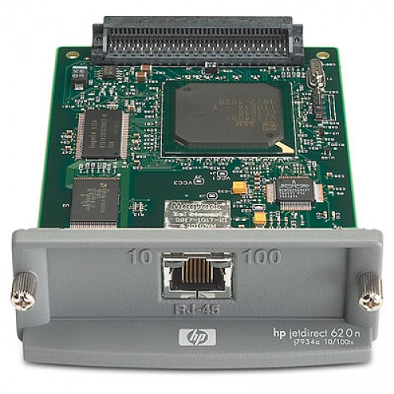 HP JetDirect 620n Ethernet Print server - EIO