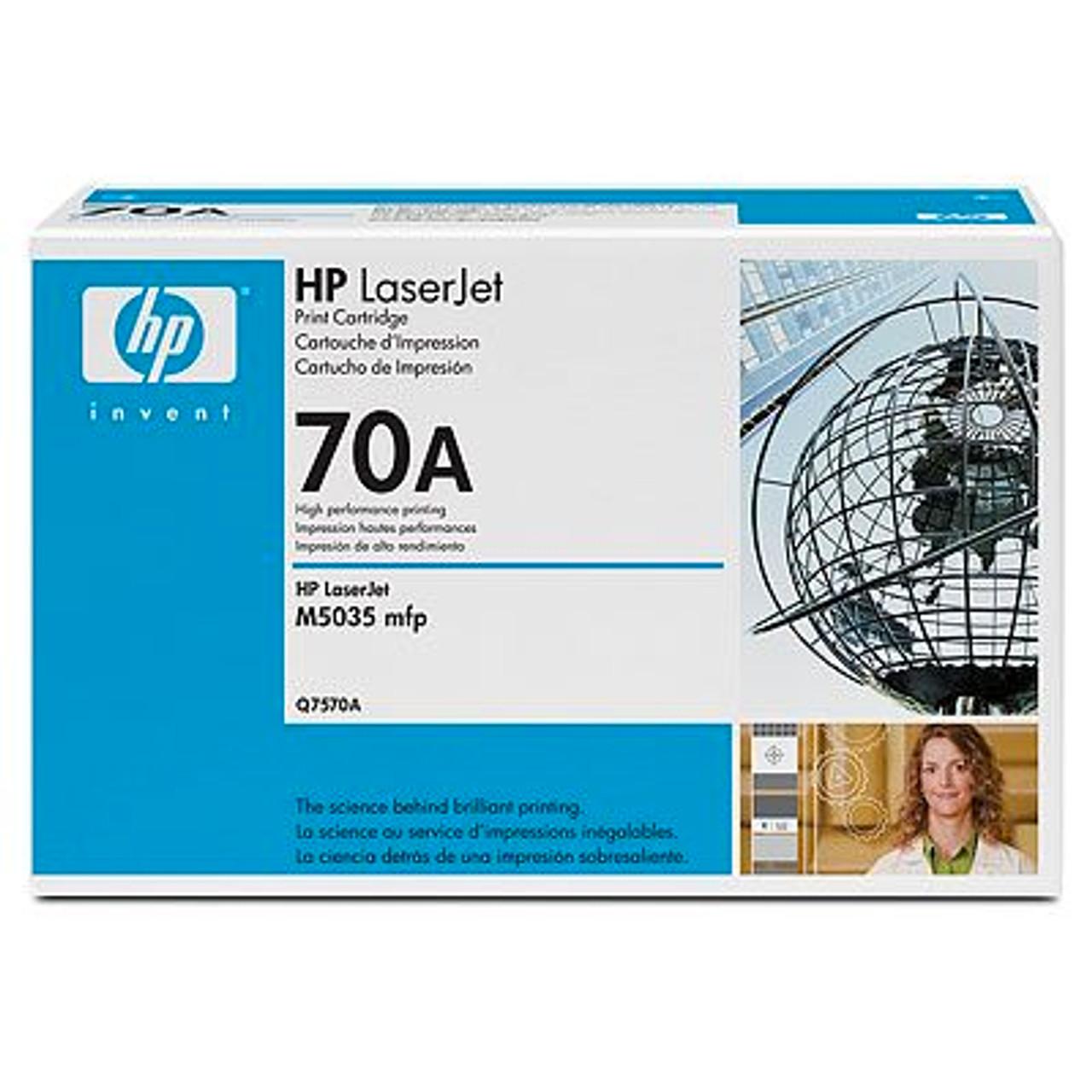 HP M5025 M5035 70a Toner Cartridge - New OEM