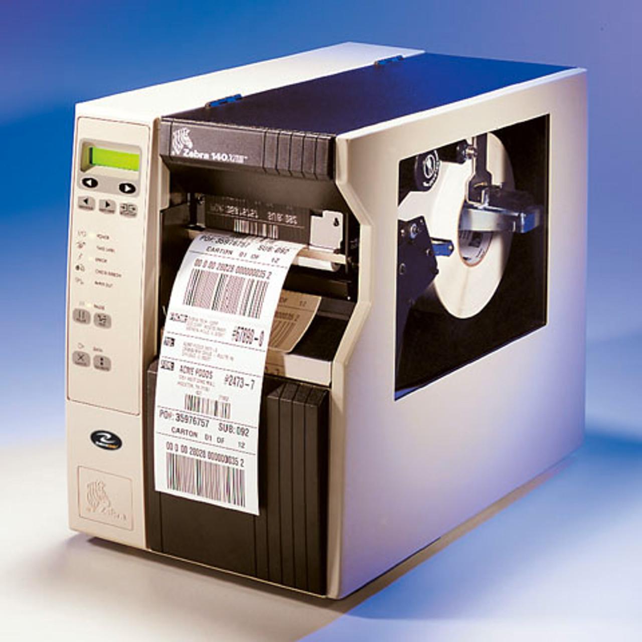 Zebra Xi Series 140XillIP Direct Thermal Label Printer