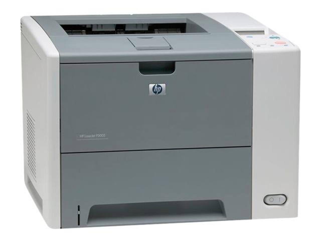 HP LaserJet P3005 - 35 ppm - 600 sheets