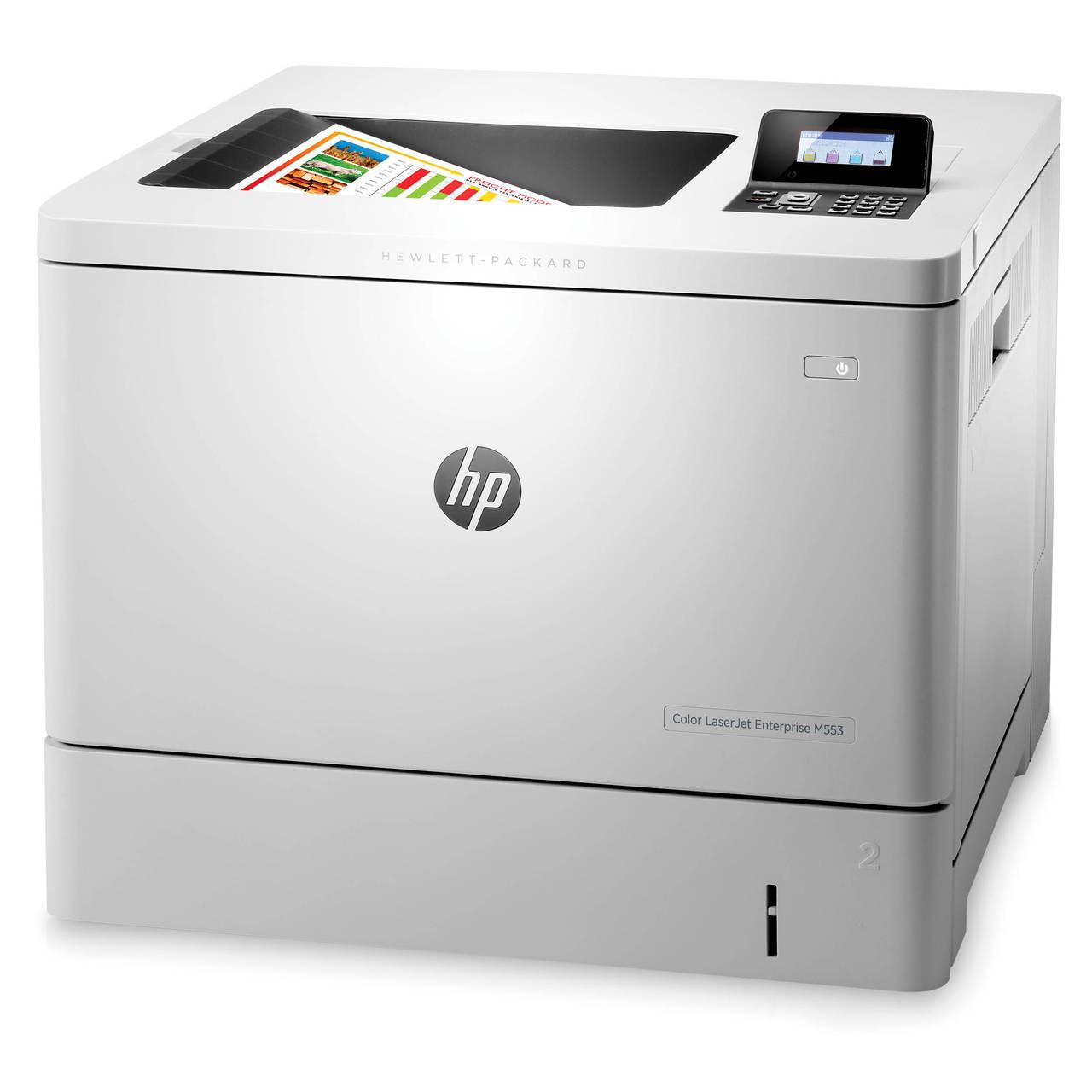 HP Color LaserJet M553DN - B5L25A#AAZ - HP Laser Printer for sale